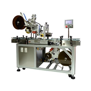 PP-559 Bottom Labeler with Conveyor