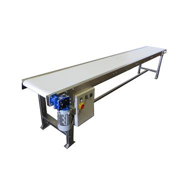 Food Grade Belt - Stainless Steel Frame Conveyors