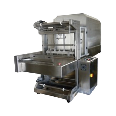 SFE-SA-T Series Poly Bundlers with Attached Shrink Tunnel