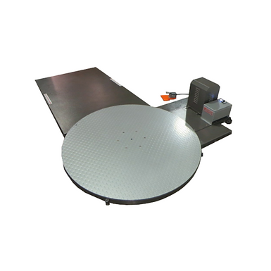 PP-59T-LP (Low Profile) Pallet Wrapper with Ramp
