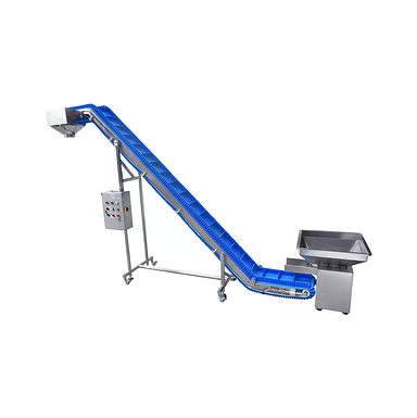 INC-132-PVC Incline Feeding Conveyor