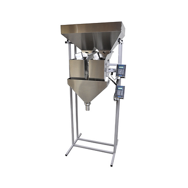 PPS-7 Dual Lane Weigh/Fill Scale