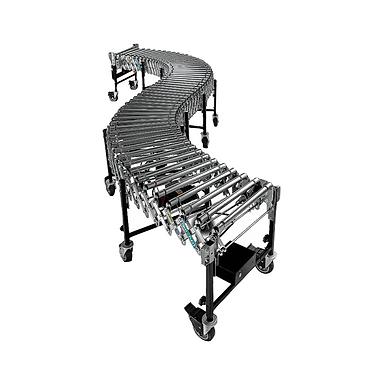 Flexible Steel Gravity Roller