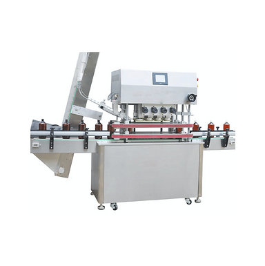 CP-1200Z Automatic Capping Machine