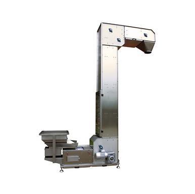 """ZET-183 """"Z"""" Bucket Elevator Feeding Conveyor"""