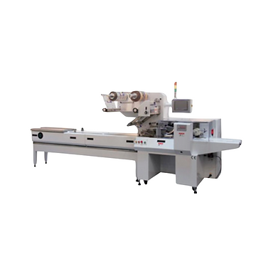 S-Series (5) Axis Servo Drive Horizontal Flow Wrapper with Smart Belt Infeed