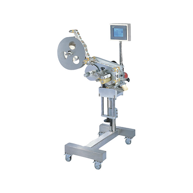 PP-601 Top Label Applicator with Stand
