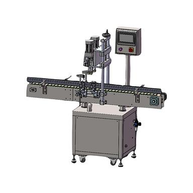 CP-100SA Semi-Automatic Capping Machine