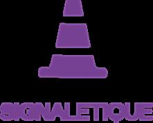Logo signaletique fabrication et impression enseigne panneau marquage véhicule