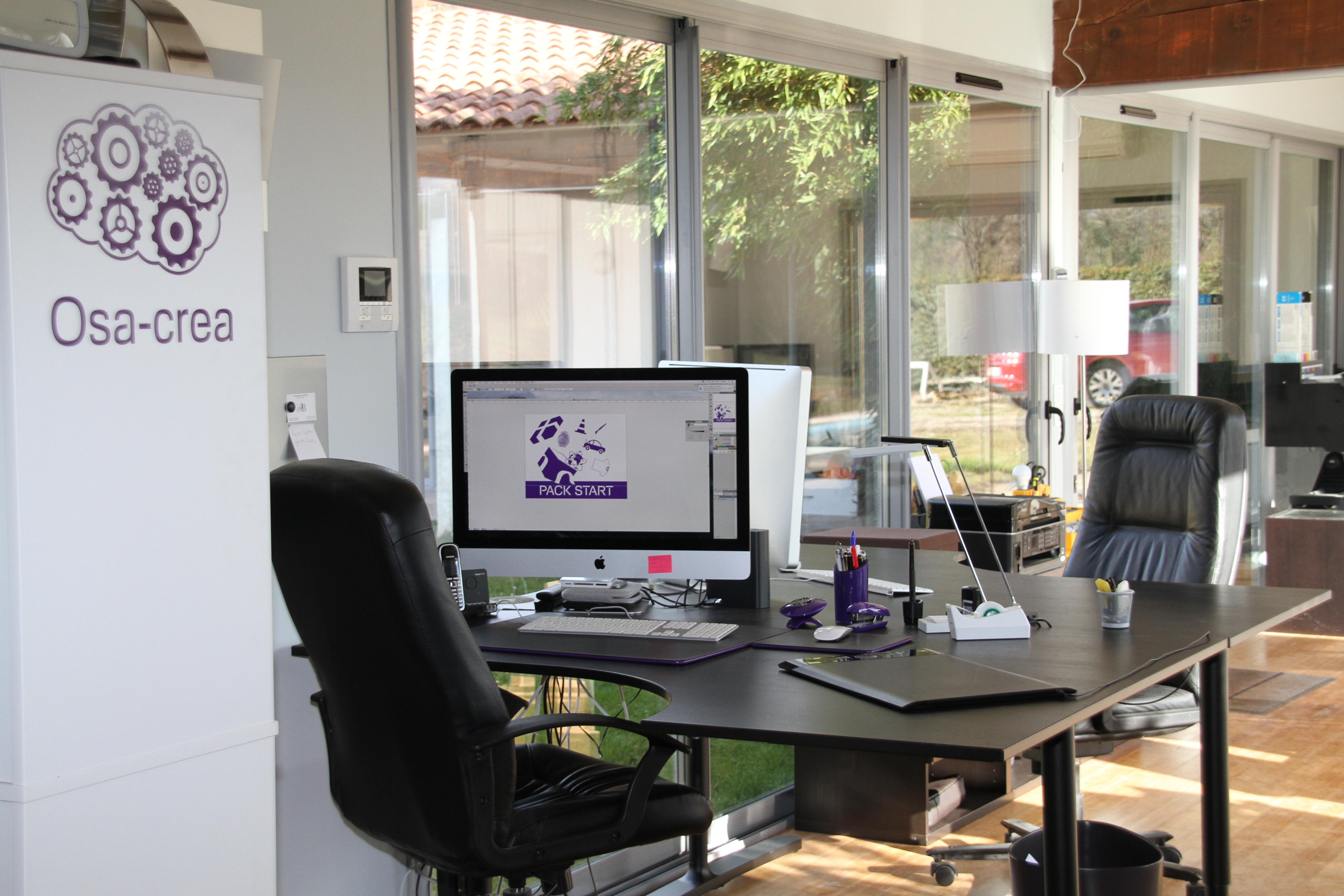 Pole créatif, création site internet