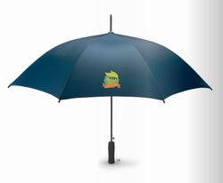 impression sur parapluie polyester