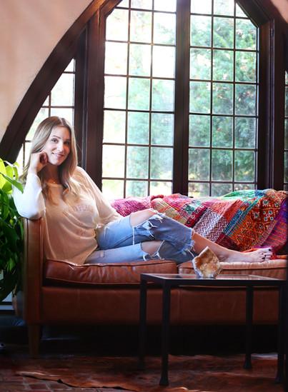 Nicole Linn, Spiritual Practioner