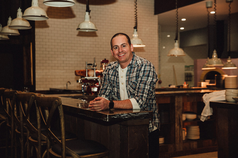 Chef Anthony Bucco, Felina
