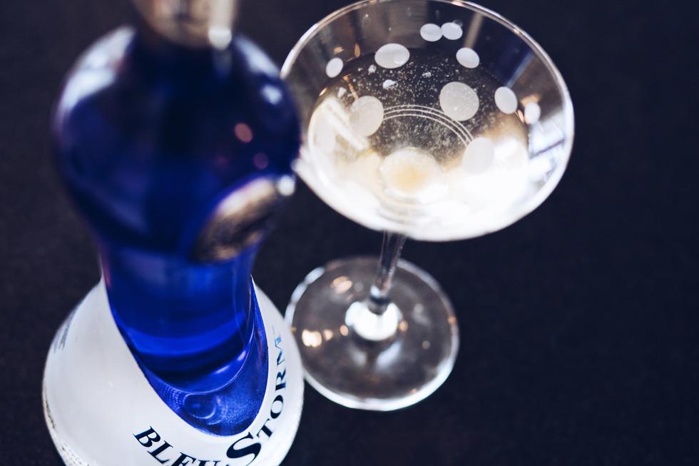 Bleu Storm Vodka