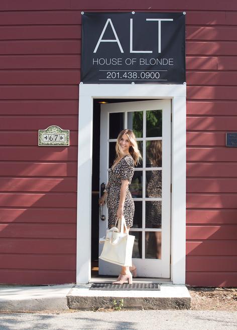 Katie Diamond at House of Blonde