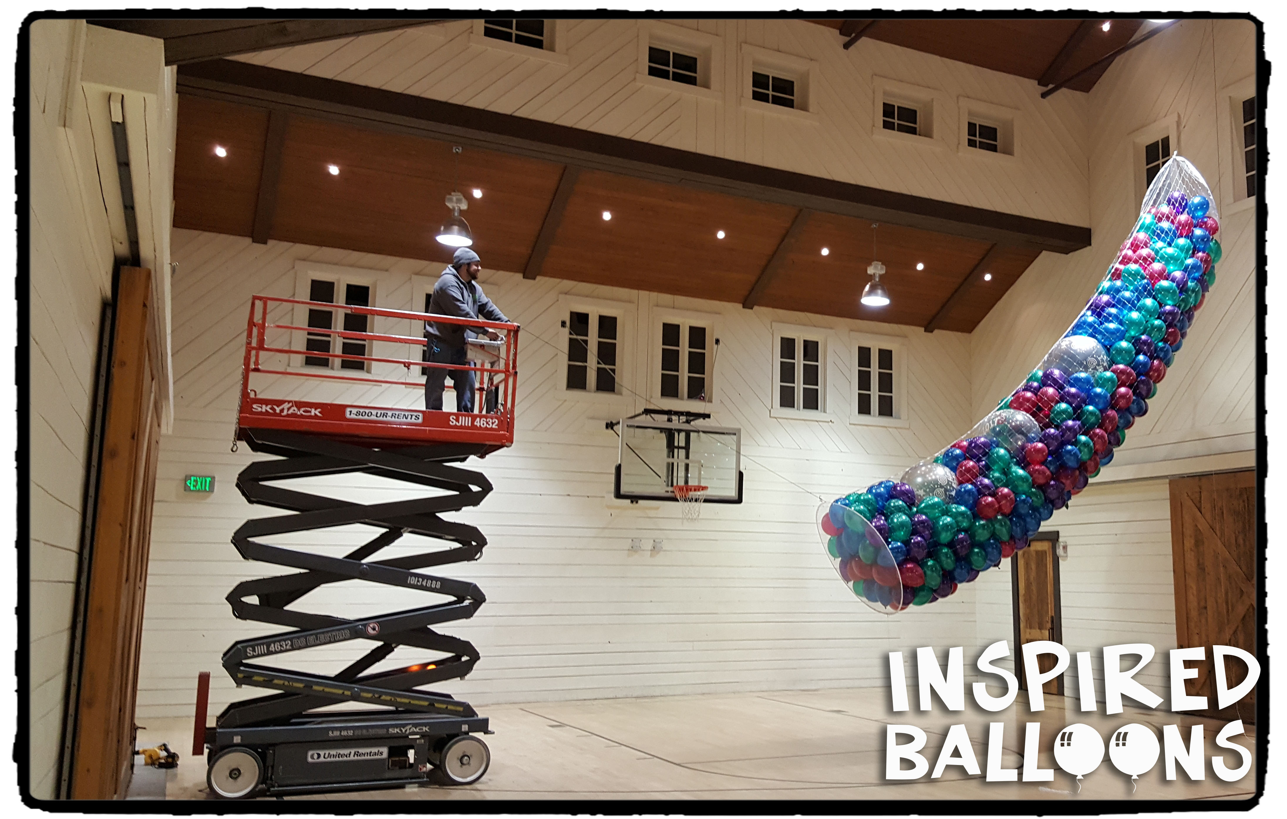 Balloon Drop Install