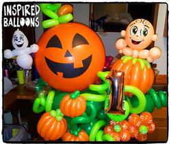 Halloween 1st Birthday