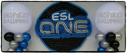 ESL ONE LOGO