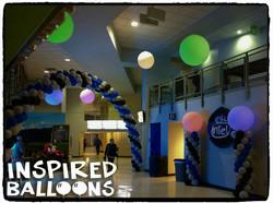 ESL Oakland Balloon Decor