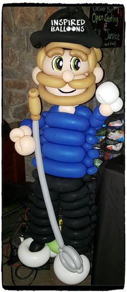Justin Timberlake Balloon Parody