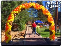 Fall Festival Arch