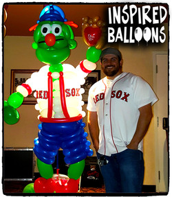 Boston Red Sox Balloon