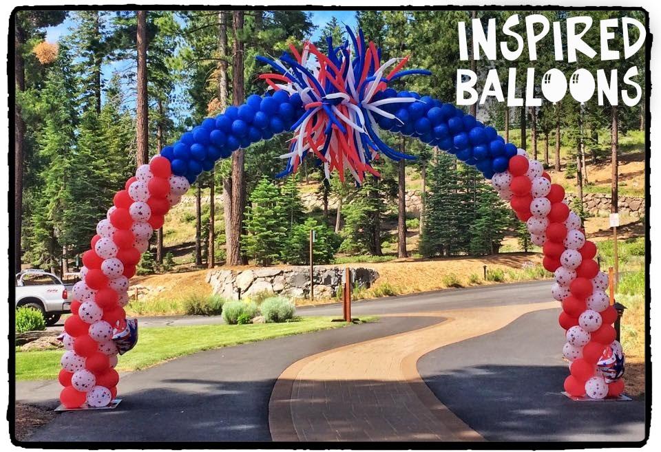 Balloon Arch, Balloon Garland, Reno