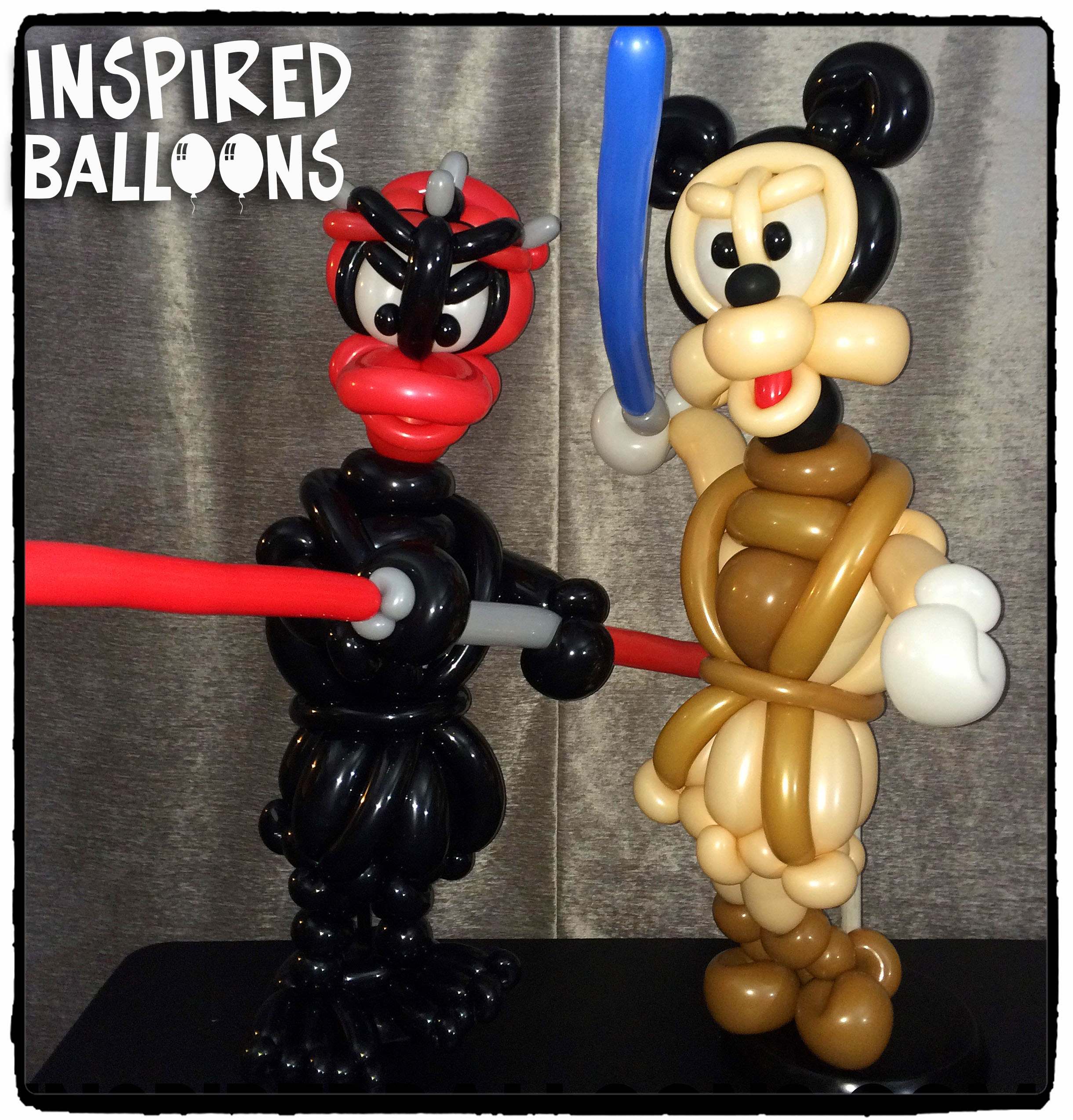 Disney Star Wars, ( Mickey & Donald)