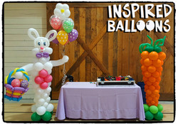 Easter Booth Set Up logo 2017
