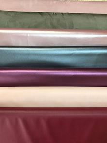 Lederimitat für Lederjacken in angesagten Farben