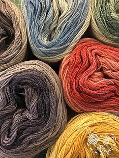 Slow Wool Lino Degrade Lana Grossa Winterwolle