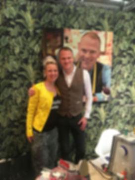 Vanessa und Tobias Milse auf der H und H in Köln