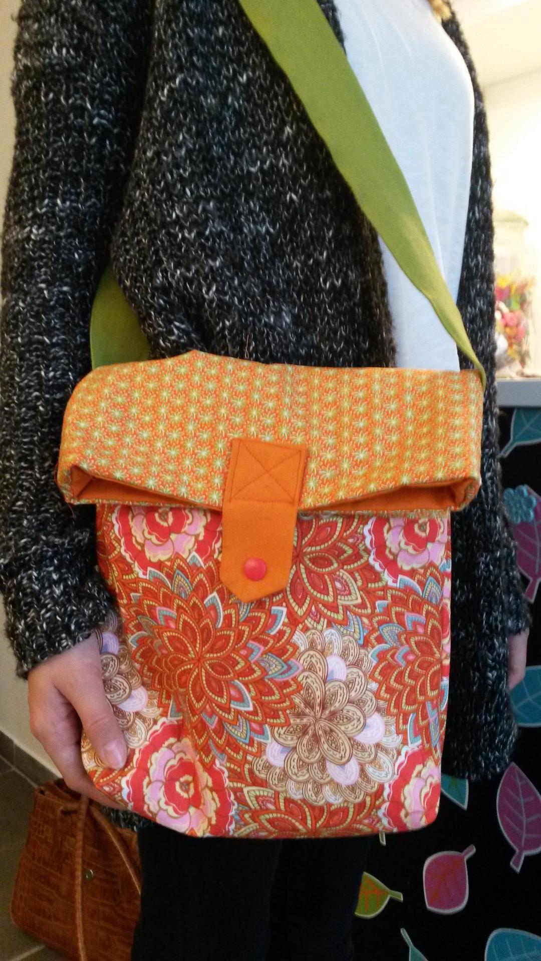 Eine Tasche aus dem Taschenkurs