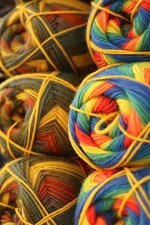 Meilenweit Sockenwolle aus der KomMode