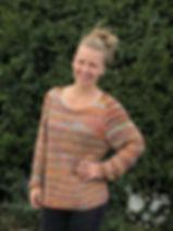 Pulli selber stricken aus Pappagallo von Lana Grossa