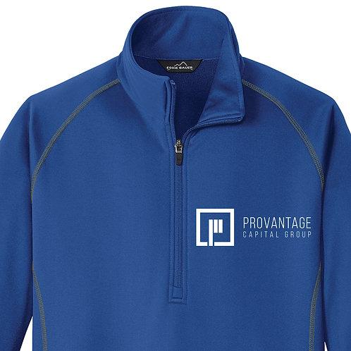 1/4 Zip Pullover Dry-Fit Men's