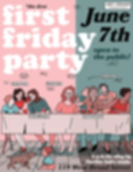 First Friday June 2019