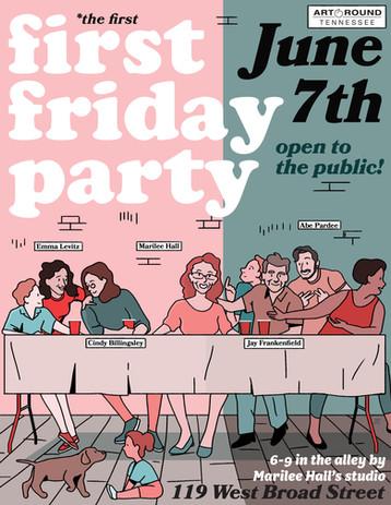 Poster by Jesse Filoteo