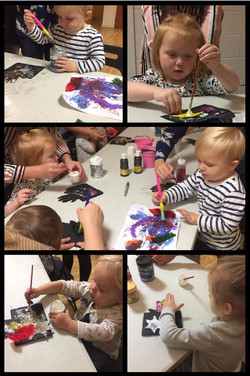 Arts & Crafts at Little bear