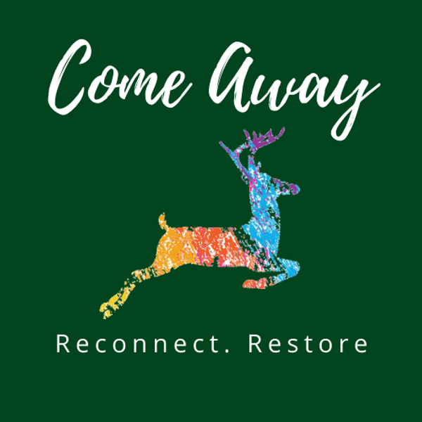 Come Away. Reconnect. Restore - Who Am I?