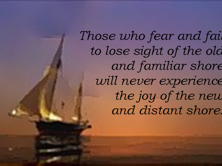 Let Go of Fear and Experience Joy