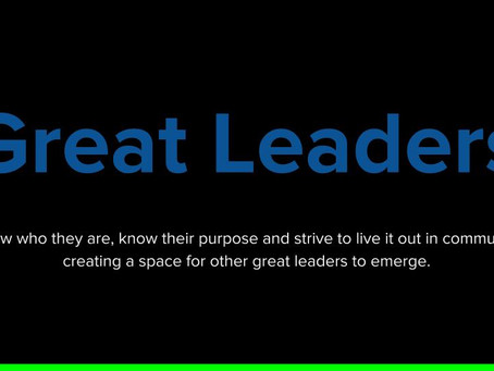 Are You a Great Leader?