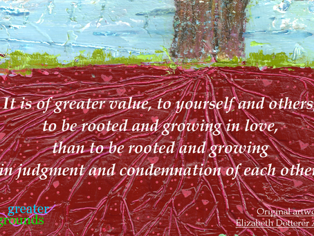 Rooted and Growing in Love