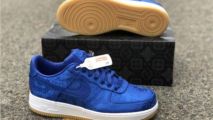 Nike Air Force 1 Low CLOT Shoes
