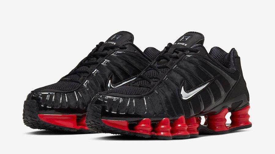 Nike Shox TL Neymar Shoes