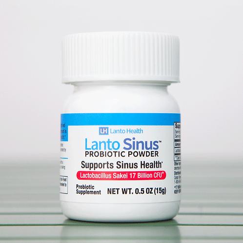 Lanto Probiotic Sinus Powder