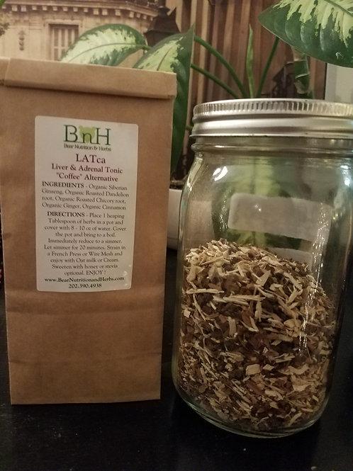 "BNH - LATca (Liver Adrenal Tonic ""coffee"" alternative)"