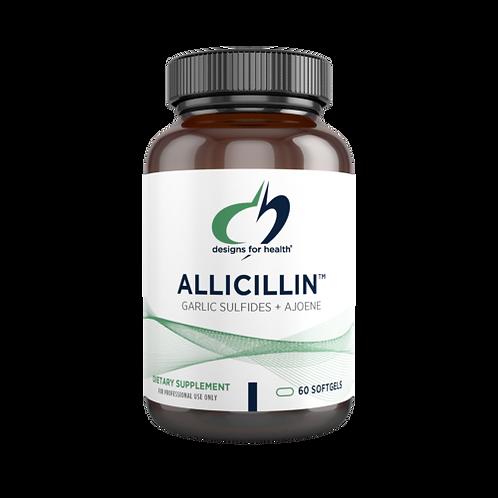 Allicillin - Garlic Sulfides