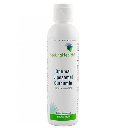 Optimal Liposomal Curcumin  (by Seeking Health)