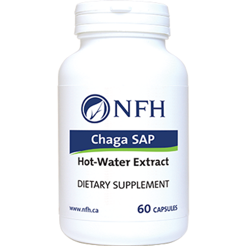 NFH - Chaga SAP Hot Water Extract